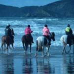 Newgale winter surf