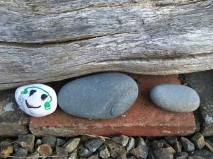 Happy pebbles!